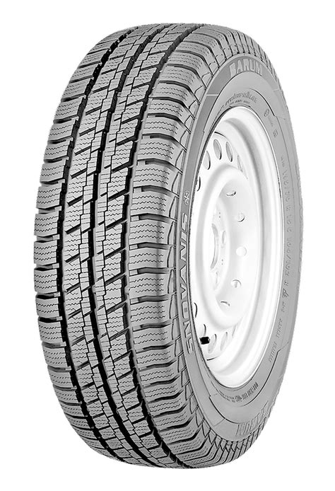 SnoVanis - Low-Priced, Safe Winter Tyres For Transporters