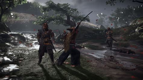 Ghost of Tsushima Dev Working On Authenticity, PS4 First
