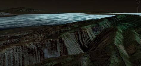 Google Earth Goes Deep With Ocean Simulations - The New
