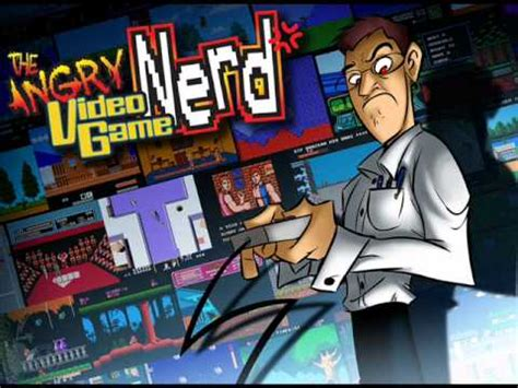 Angry Video Game Nerd Theme Techno Remix - Full version
