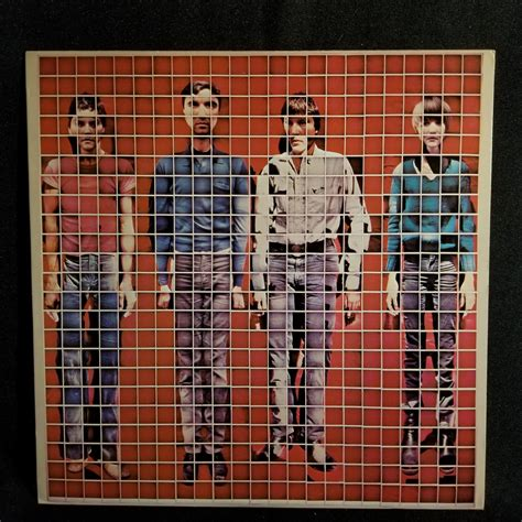 Talking Heads – More Songs About Buildings And Food LP