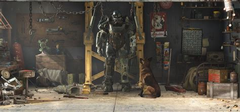Fallout 4 gets pre-order bonus PS4 theme, is just a