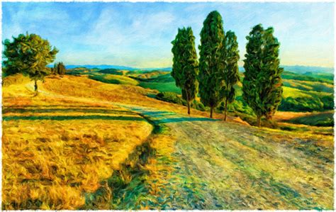 Impresso—Oil Impressionism Painting Software