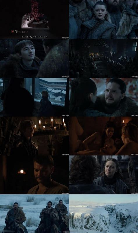 Game of Thrones S08 Hindi Complete hd 720p free download