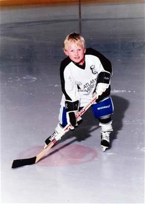 10 NHL Players When They Were Kids | Total Pro Sports