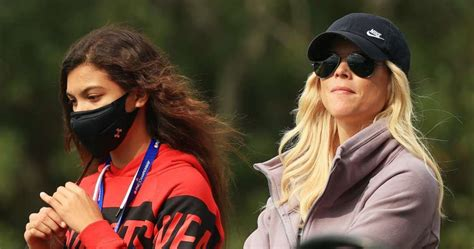 Elin Nordegren, Tiger Woods' Ex-Wife, Recently Spotted