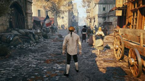 Assassin's Creed Unity PS4 Version Screenshots Leaked