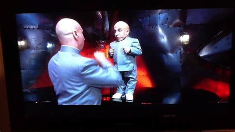Austin Powers tent scene and Dr