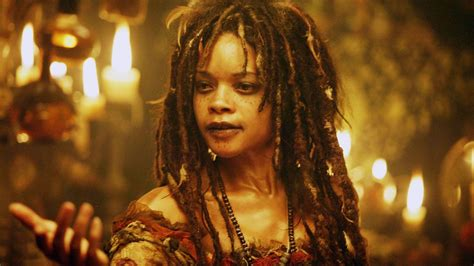 Calypso From Pirates Of The Caribbean Is Unrecognizably