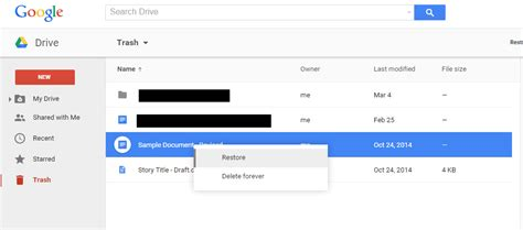 How to find and restore deleted files in Google Drive [Tip