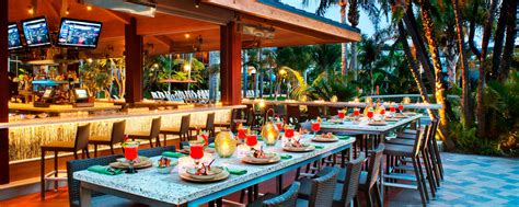 San Diego Restaurants - American and Mexican   Marriott