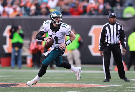 Eagles QB Carson Wentz should benefit most of all from