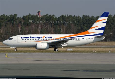 OK-SWT SmartWings Boeing 737-7Q8