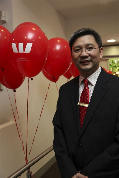 Albert Yun - Bank Manager Westpac Eastwood: Guests of the