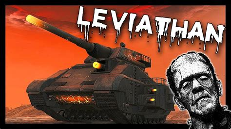 LEVIATHAN, STOP! - World of Tanks 2017 Halloween Special Event
