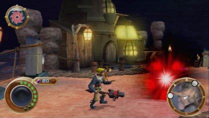 Jak and Daxter Lost Frontier: Primer contacto - PSP
