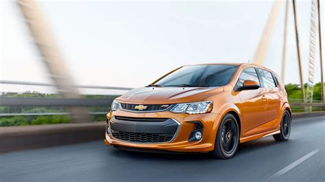 2017 Chevrolet Sonic: Specs, Pricing, Photos, Features