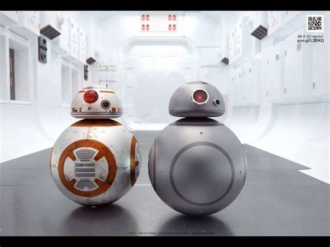 This is what new Star Wars droid BB-8 would look like in