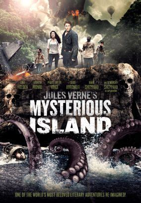 Jules Verne's Mysterious Island (2012) - Mark A