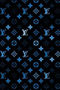 LV in blue   Blue wallpaper iphone, Blue wallpapers