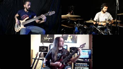 Damage Control (by John Petrucci) played by Dr