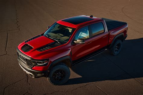Ram 1500 TRX, 2500 Night Edition Tempt With Sinister Looks