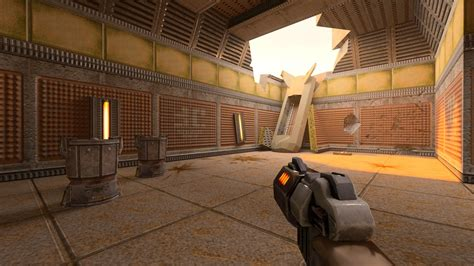 Quake 2 RTX is a stunning ray-tracing project by Nvidia