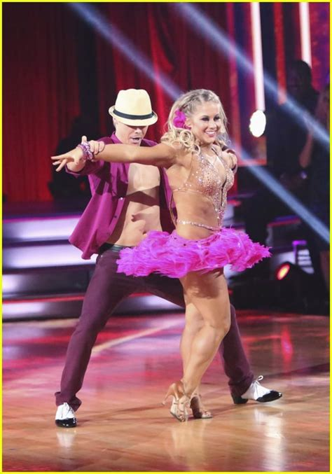 Shawn Johnson & Derek Hough: Mambo on 'Dancing With The