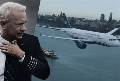 Sully – Captain Cool Lands on Hudson River: No Casualties