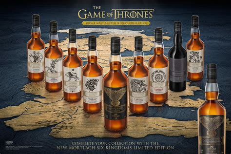 Game of Thrones® Fans and Whisky Enthusiasts
