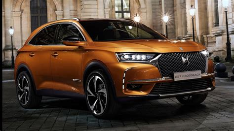 Citroën DS7 Crossback - recenze a ceny   Carismo