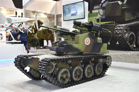 The international interest in Serbian defence technology