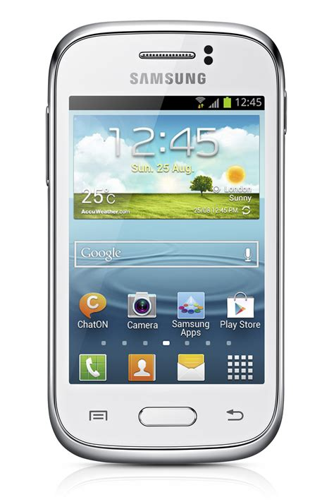 GALAXY Young SS Product Image (1) - SamMobile - SamMobile