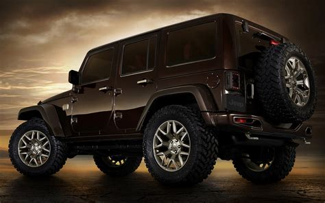 2014 Jeep Wrangler Sundancer Concept - Wallpapers and HD