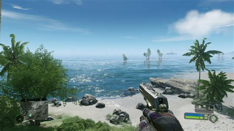 Crysis Remastered Runs At 720-900p On Switch in Docked