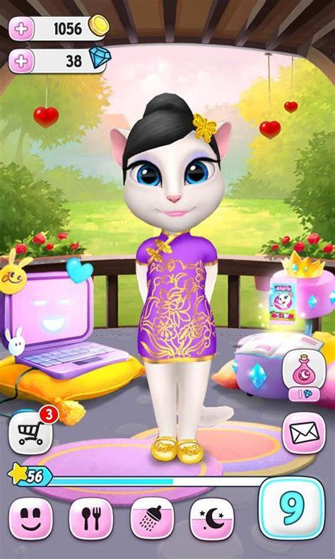 My Talking Angela APK Download - Free Casual GAME for