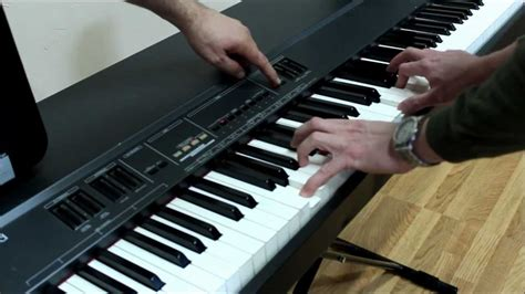 Roland RD-300s Digital Piano Demonstration - YouTube