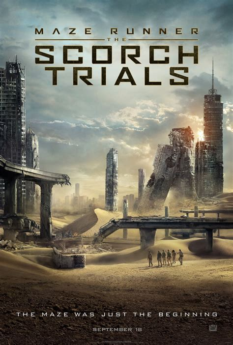 Movie Review: MAZE RUNNER: THE SCORCH TRIALS - Assignment