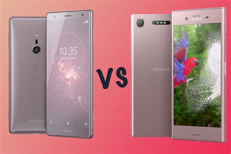 Sony Xperia XZ2 vs Sony Xperia XZ1: What's the difference