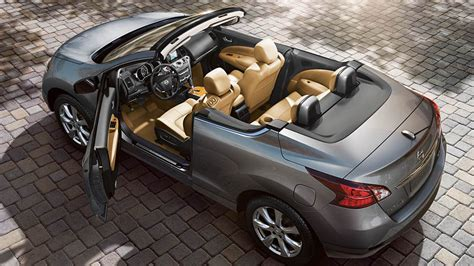 2014 Nissan Murano CrossCabriolet Test Drive Review - CarGurus