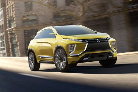 Mitsubishi plan to offer a new SUV every year until 2021