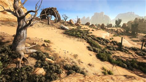 Low Desert (Scorched Earth) - Official ARK: Survival