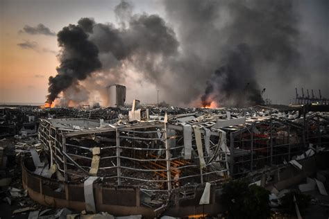 Beirut Explosion | Direct Relief