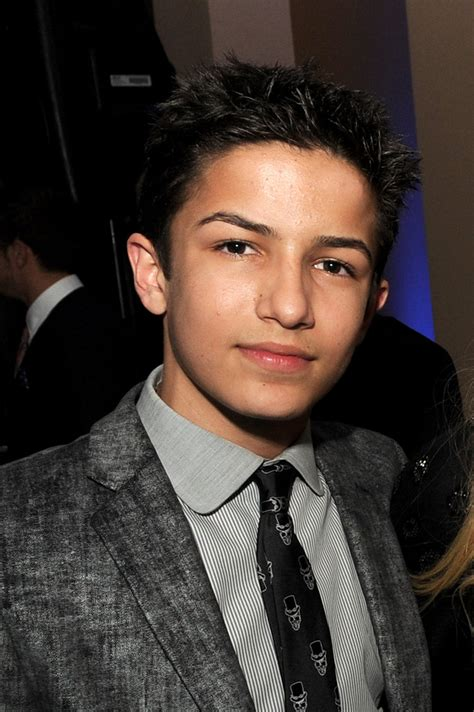 Aramis Knight Photos Photos - 'Ender's Game' Afterparty in