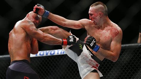 UFC 189 medical suspensions: Rory MacDonald could be out