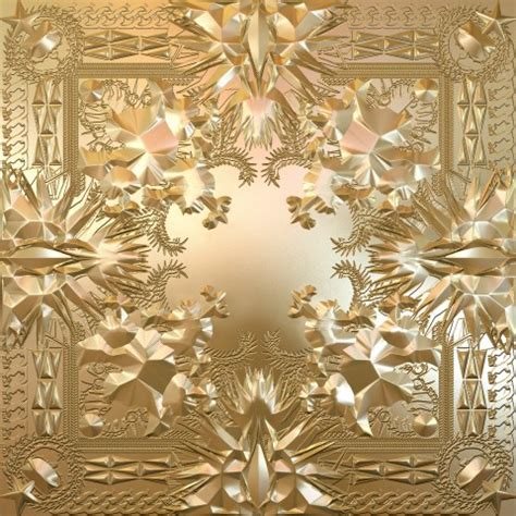 Kanye West & Jay-Z – Watch The Throne (Official Tracklist