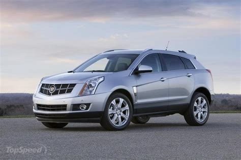 GM To Recall A Number Of 2010 Cadillac SRX Crossovers Due
