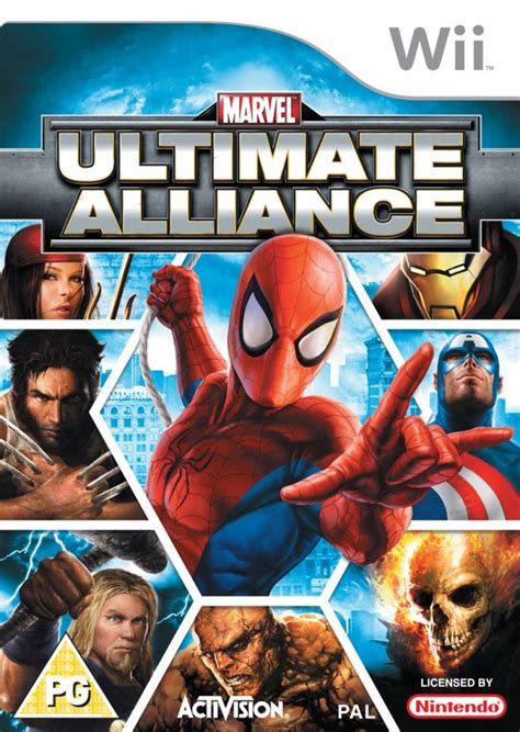 Marvel: Ultimate Alliance (Wii) News, Reviews, Trailer