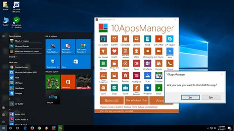 How to Uninstall Preinstalled Bloatware Apps & Software of