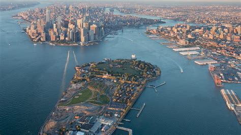Why All of New York Is Headed to Governors Island This